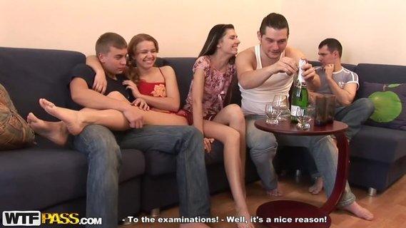 Секс На Выпускном Вечере