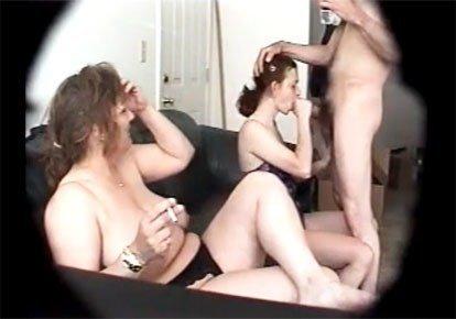 муж перепутал комнату и трахнул подругу жены - 7