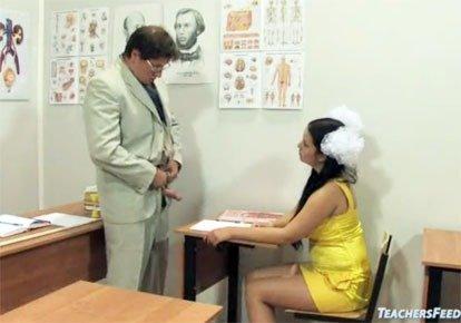 Учительница трахнула ученика порнуха 44
