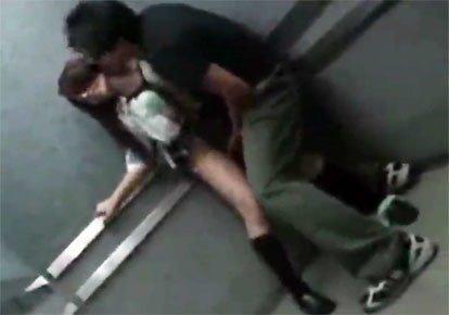 Смотреть порно онлайн пьяная японка в лифте