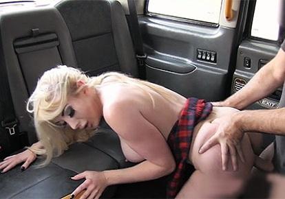 Расплатилась за проезд аналом, что включает в себя хороший качественный секс