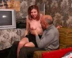 Секс видео дед с внучкой бесплатно