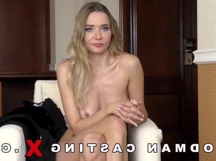 Русская Телочка На Кастинге У Вудмана