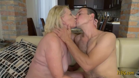 Grannies love fucking too, just like this one. Grannies love cocks and fucking too Just look at these horny grandma She made a deal with her pool boy and he fucks her