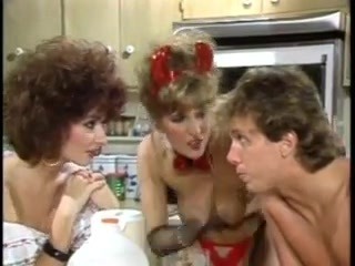 Tanya Foxx-Great Fuck and Fantastic Cumshot Scene. From the movie The Ghostess with the Mostess