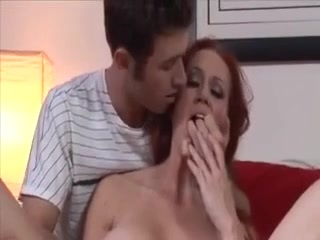 Hot Cougar Michelle Lay Seduces Her Ally's Son. Hot Cougar Michelle Lay Seduces Her Ally's Son