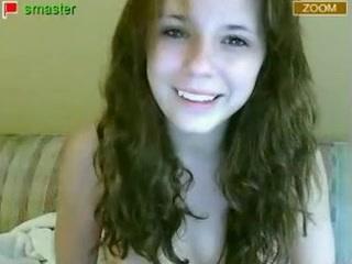 Girls on stickcam