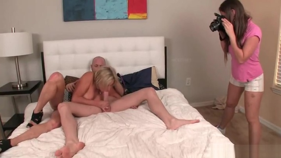 Incredible mature woman Payton Hall in real blowjob video. Payton Hall