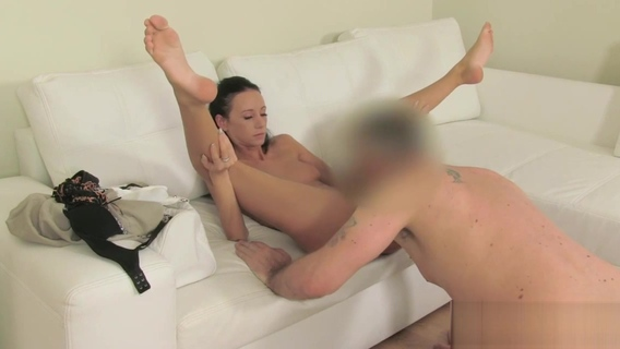 British auditioning amateur fingered by agent. Evelyn Neill
