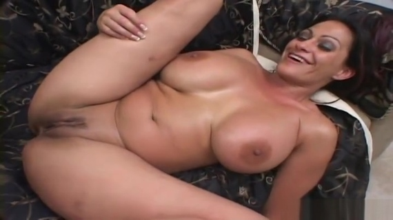 Marvelous breasty latino experienced female Ava Lauren is getting cumshot. Ava Lauren