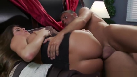 Winsome breasty British Madelyn Marie in real hard fuck video. Madelyn Marie