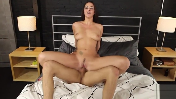 Sophia Santi Loves Euro Dick More Than Life. Sophia Santi