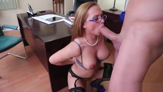 Perfect pornstar office sex film. Katja Kassin,Billy Glide