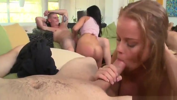 Brittany Sexton, Nikki Delano and Andrea in startling dick sucking group porn video. Nikki Delano,Brittany Sexton