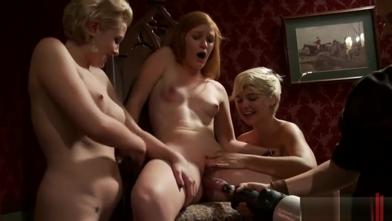 Fetish sex video featuring Chloe Camilla, Devon Taylor and Lizzy Rose. Chloe Camilla,Lizzy Rose,Devon Taylor