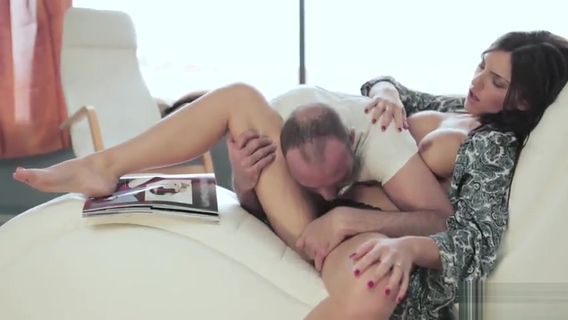 European babe Cecilia De Lys is acting in romance sex video. Cecilia De Lys