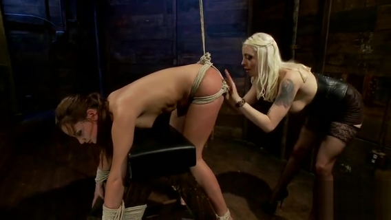 Fetish sex video featuring Hope Howell and Lorelei Lee. Hope Howell,Lorelei Lee