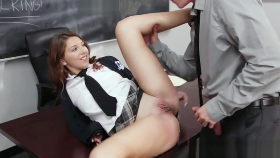 Schoolgirl Ariana Grand Gets Rammed. Ariana Grand