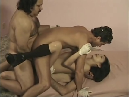 Lovely asian girl gets fucked by 3 guys - Gentlemens Video. Lovely asian girl gets fucked by 3 guys - Gentlemens Video