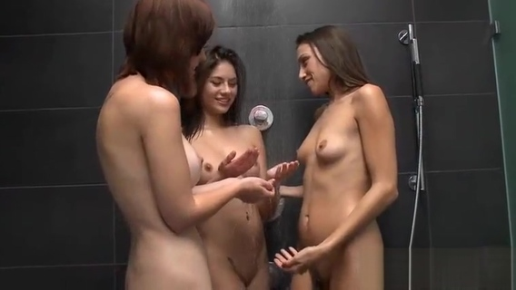 Les Celeste Star Has Fun With Two Sluts. Celeste Star