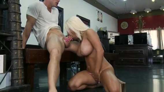 Enticing blond Jacky Joy featuring nice facial cumshot porn movie. Johnny Sins,Jacky Joy