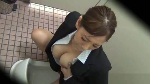 Asians rub their pussies on spy cam in public washrooms. Asians rub their pussies on spy cam in public washrooms