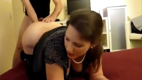 Cuckold husband shares his wife with a well hung black dude. Cuckold husband shares his wife with a well hung black dude