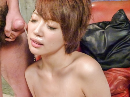 Makoto Yuukia ends with jizz on her nice - More at javhd.net. Makoto Yuukia ends with jizz on her nice lips and tits - More at javhd.net