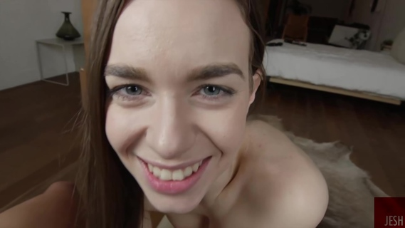 Tali Dova is a sweet, blue- eyed babe who likes to suck dick while kneeling. Tali Dova