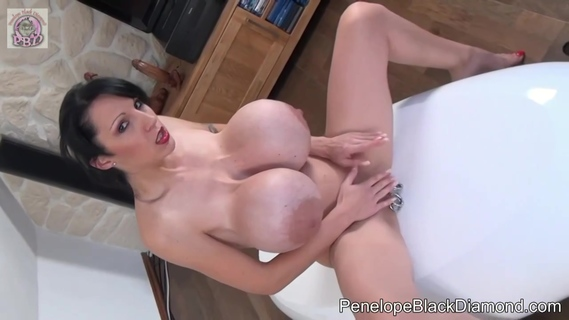 Passionate brunette with gigantic milk jugs is toying her wet pussy with a big, black dildo. The Largest Database of Free Porn Movies. Watch Best Sex Videos from Japanese Porn to Teen Sex Movies. Upornia is the Best XXX Tube of all Free Porn sites on the Internet.