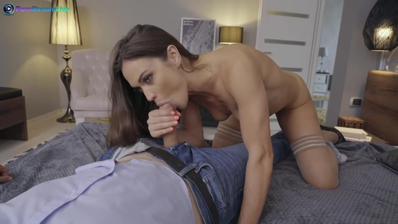 Alyssa Reece is moaning while having hardcore sex and getting her tight ass hole fucked. Alyssa Reece