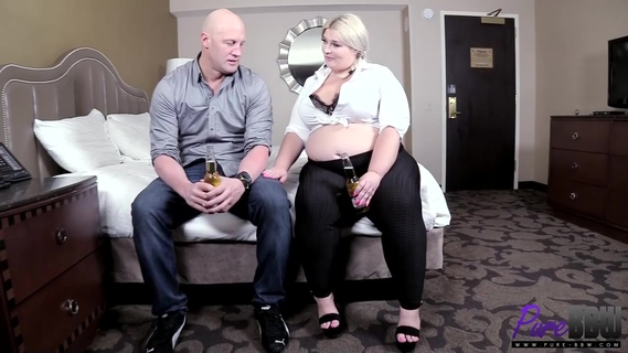Busty blonde plumper, Tiffany Star had wild sex with one of her neighbors and enjoyed it. Tiffany Star