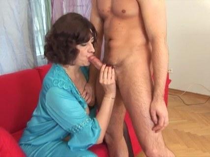 Секс Бабки с Внуком