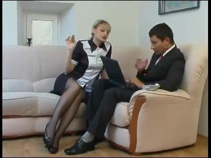Несколько Отличных Секретарш, После Конференции Занимаются Жарким Сексом С Боссом Смотреть