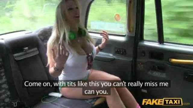Порно фото пикап такси