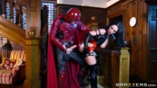 XXX-Men: Psylocke vs Magneto (XXX Parody) - Patty Michova & Danny D.Интересная пародия